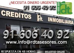 Alquiler, Venta y CRÉDITO en Madrid